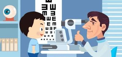 【近视防控】及时发现孩子近视,从最基本的查视力开始!