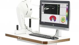Pentacam三维眼前节测量评估系统