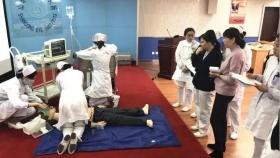 增强防范意识 提高应急能力 ——我院护理部组织春节前应急预案演练