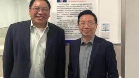 学术交流—国内外知名教授至青岛眼科医院进行学术交流