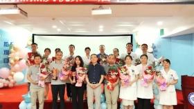 青岛眼科医院举行庆祝第二届中国医师节表彰大会