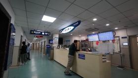青岛眼科医院北部院区(病房护士站)