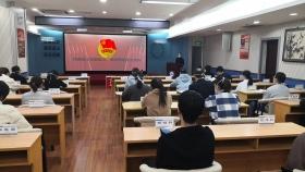 山东省眼科研究所各团支部选举产生新一届支部委员会