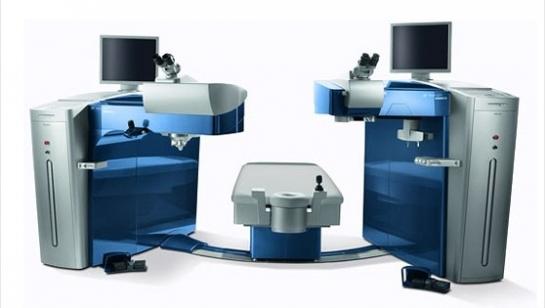 鹰视FS200-EX500飞秒手术系统