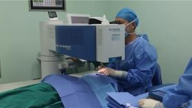 屈光术后20年视力回退,眼科专家如何二次手术精准增效